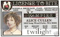 alice cullen license to bite Pictures, Images and Photos